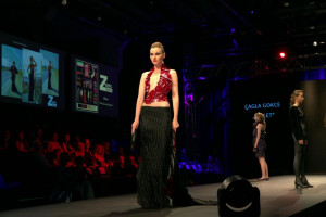 International fashion show organized by the fashion designers of the future…