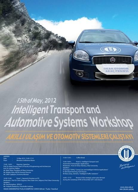Intelligent Transport and Automotive Systems Wor